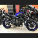 YAMAHA MT07 ABS  2018