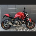DUCATI MONSTER 821 2016 19200KM LIMITADA A2